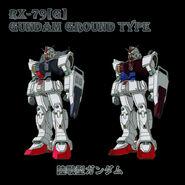 RX-79-G-Gundam Ground Type