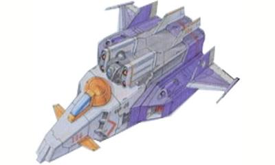 Gファイター爆撃型