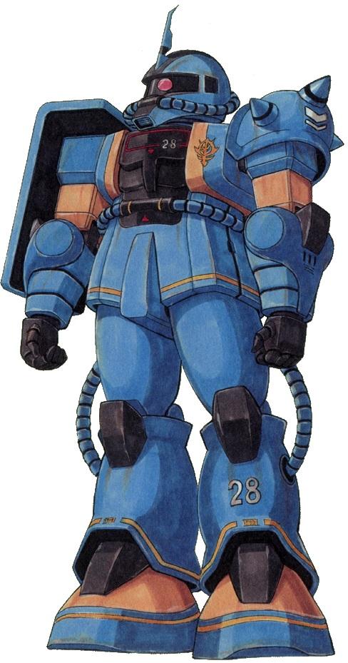 MS-06S 指揮官用ザクII
