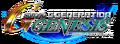 GGENERATION GENESIS logo