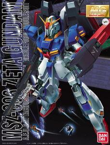 MG Zeta Gundam boxart