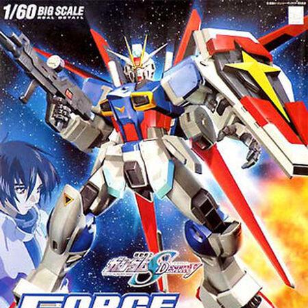 1//60 Force Impulse Gundam Mobile Suit Gundam SEED DESTINY