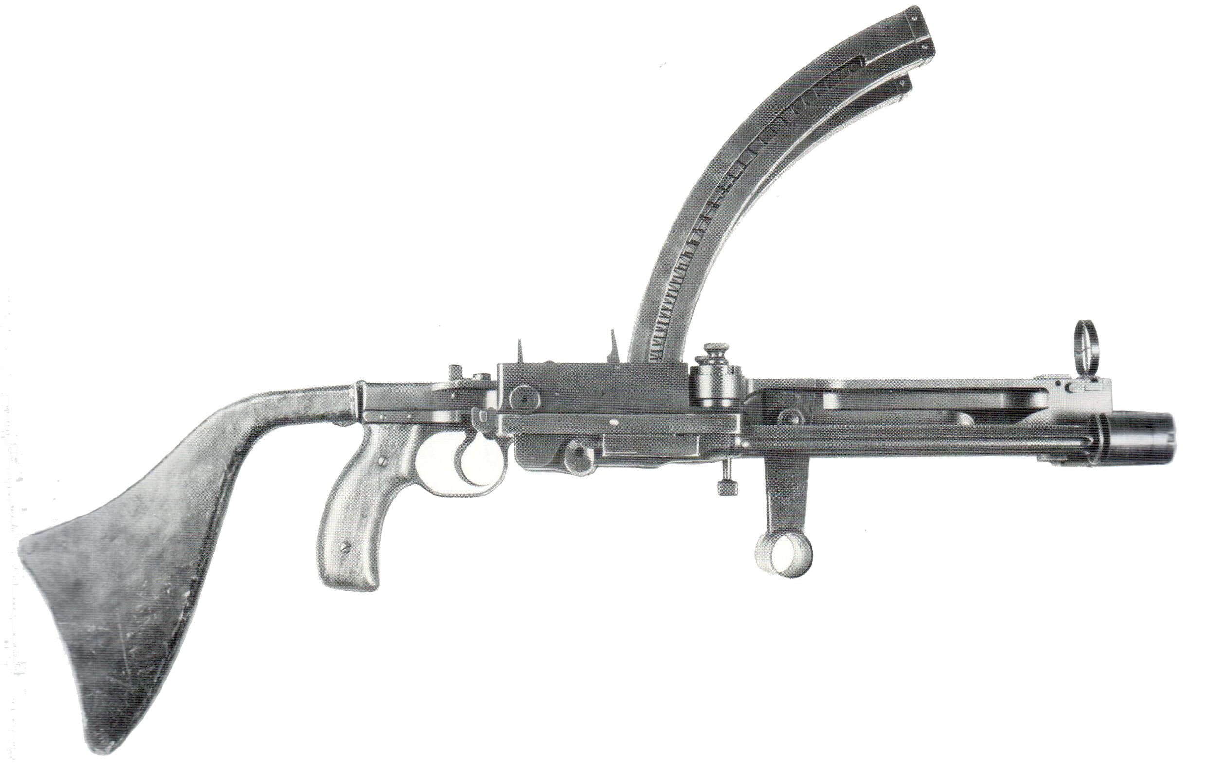Flieger-Doppelpistole