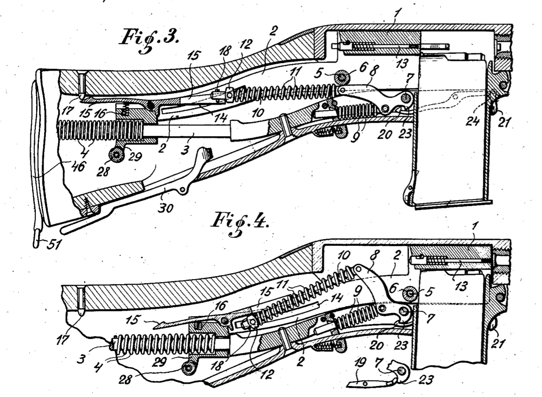 Knötgen automatic rifle