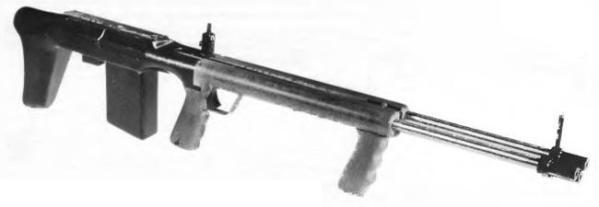 Springfield Armory SALVO rifle