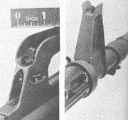 Dutch AR-10 sights