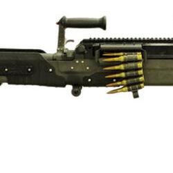 Lightweight Medium Machine Gun