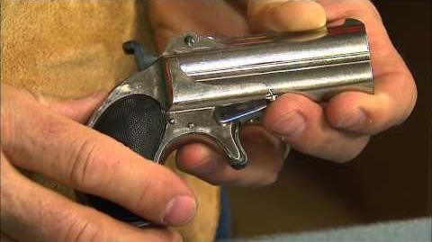 The Remington Model 95 Derringer