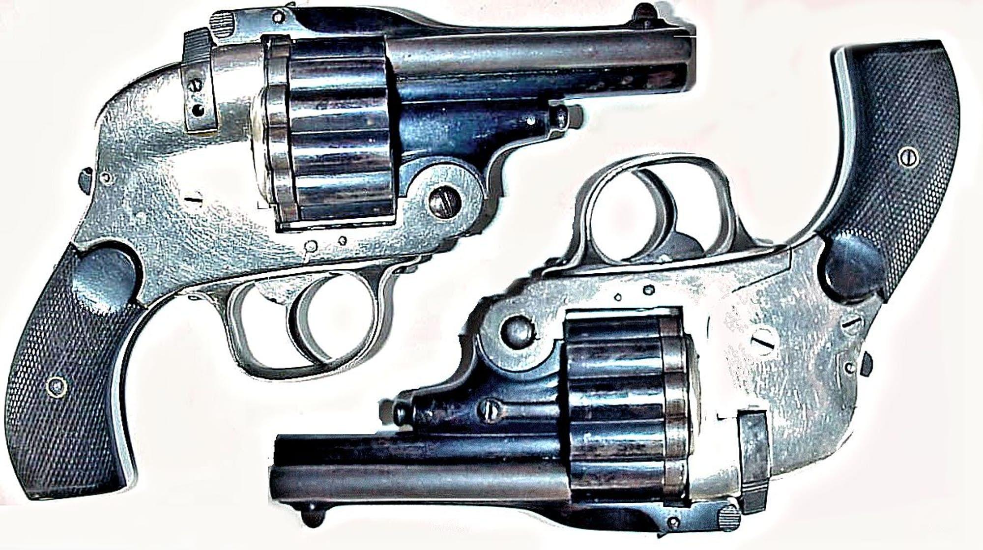 Pistola Concabicato