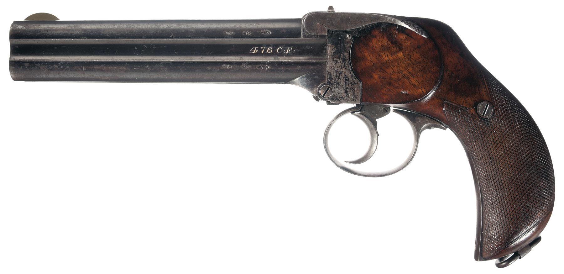Lancaster pistol