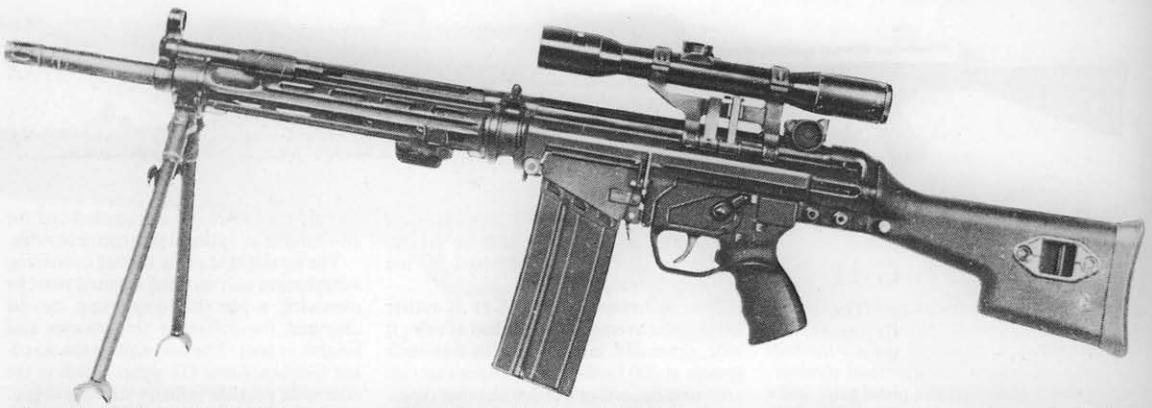 Heckler & Koch HK81