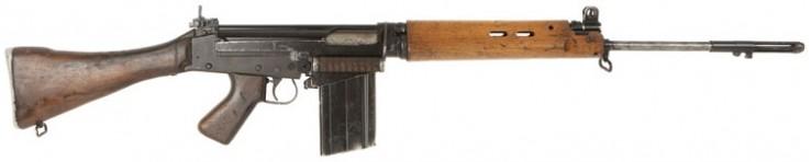 L1A1 Self-Loading Rifle