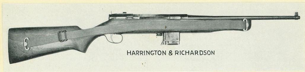 H&R light rifle