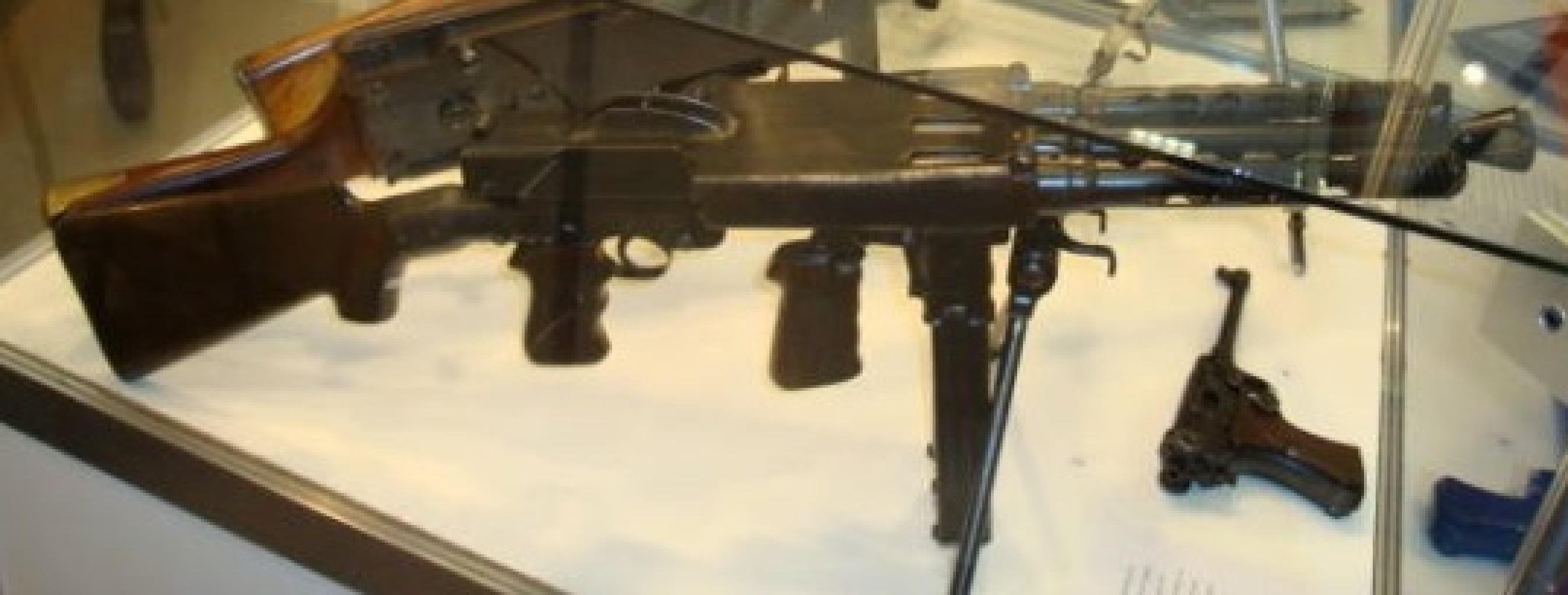 Spasov M1944 Trigun