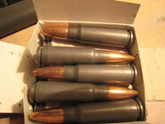 Box of 7.62x39 Hollow Point Wolf Ammo