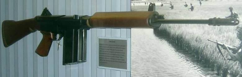 Olin-Winchester SALVO rifle