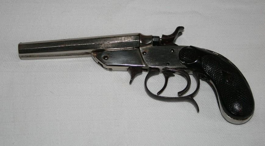 Garrucha pistol
