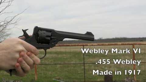 Webley Mark VI