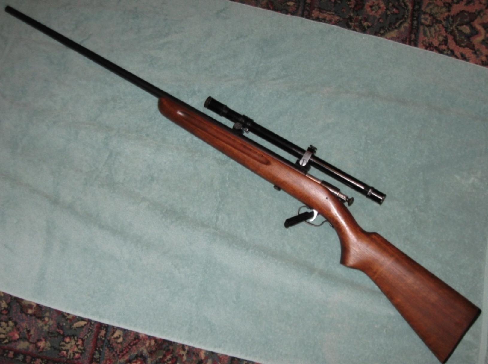 Winchester Model 677