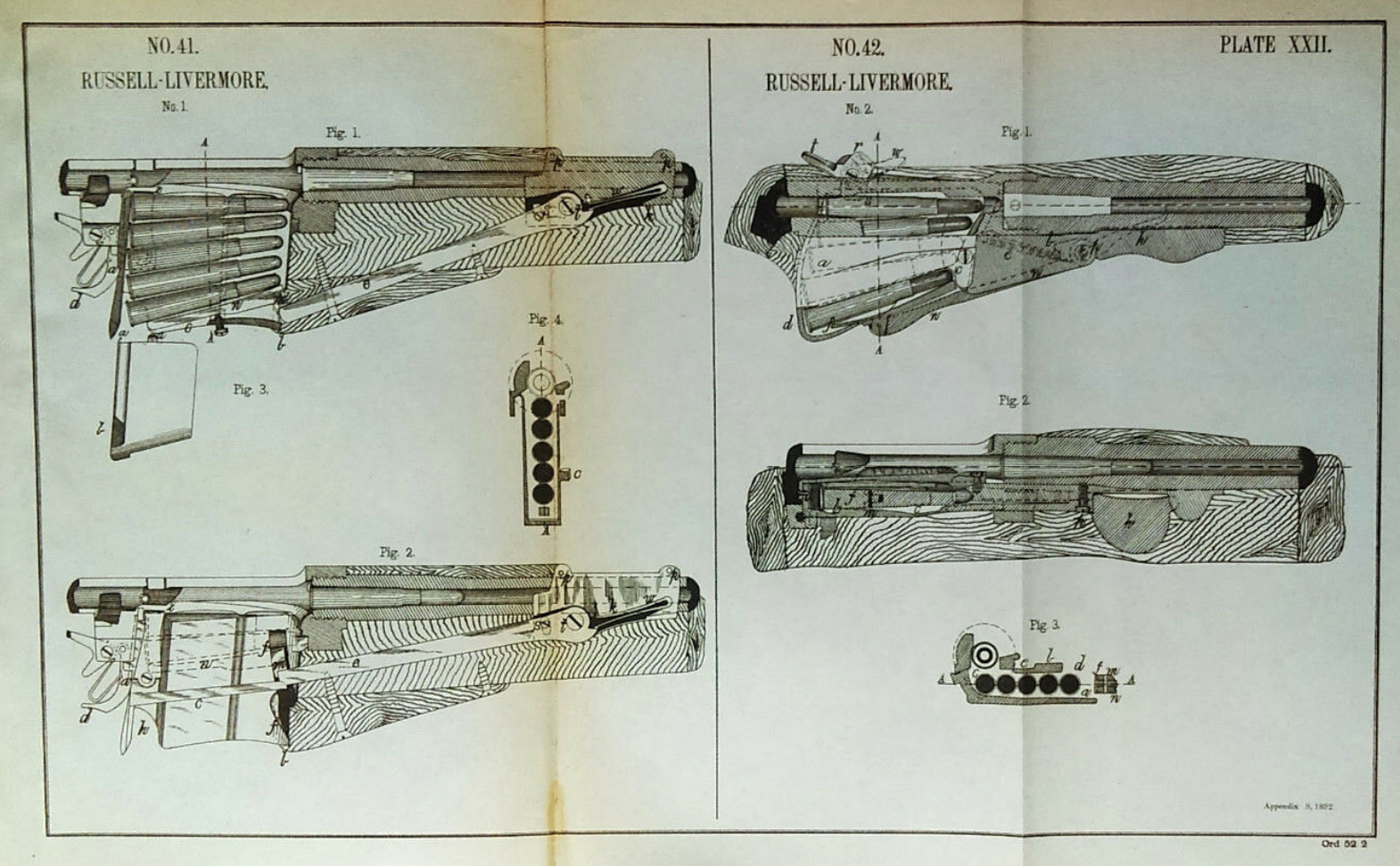 Russell-Livermore rifle