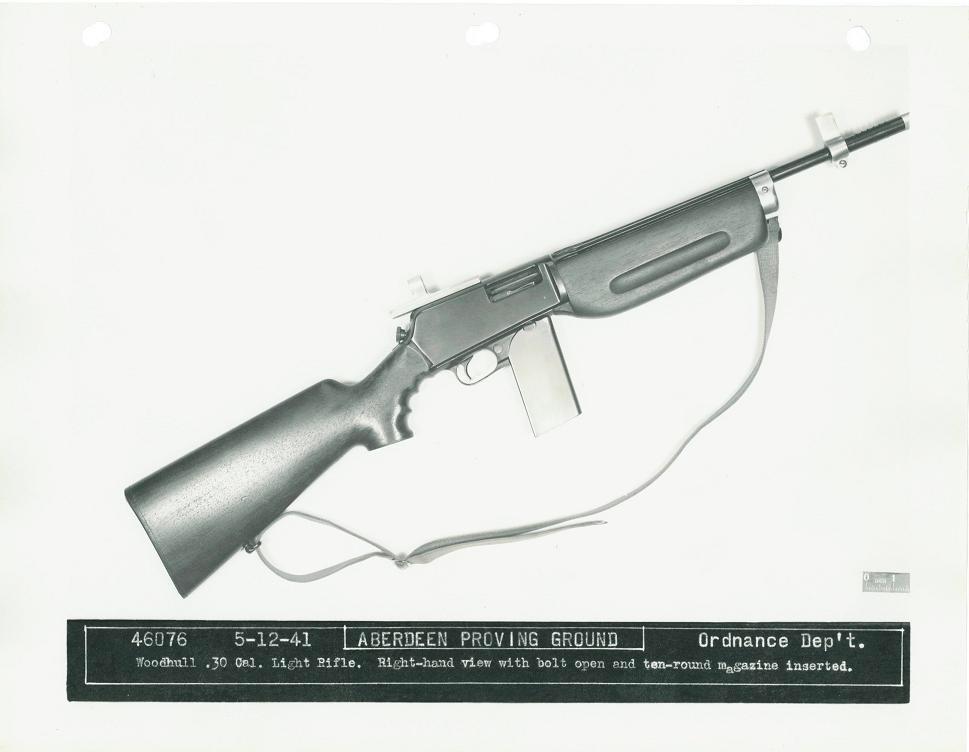 Woodhull carbine