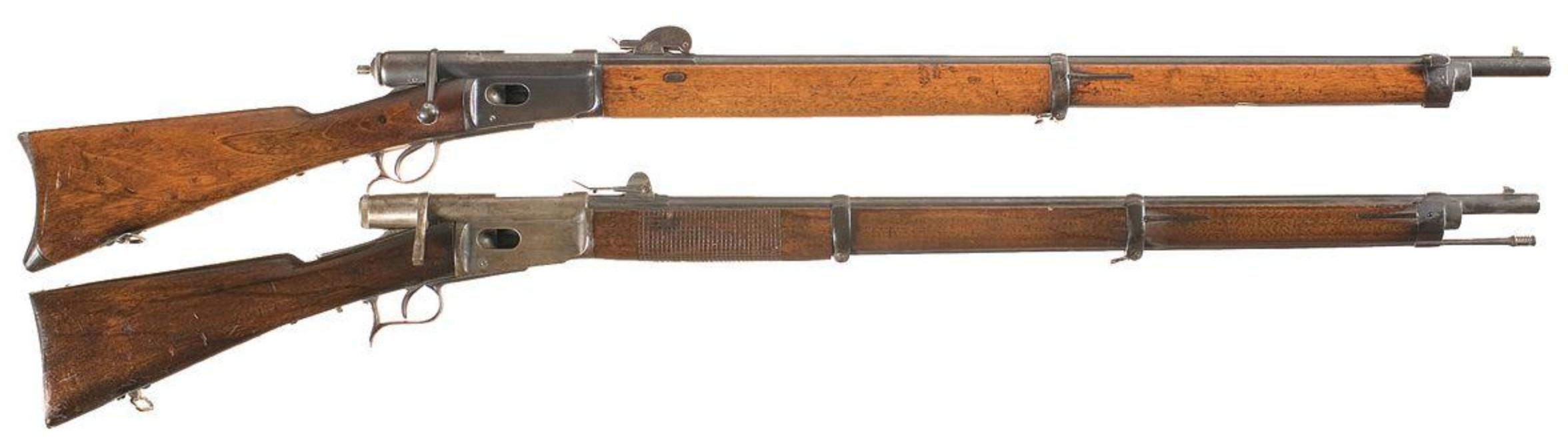 Vetterli rifle