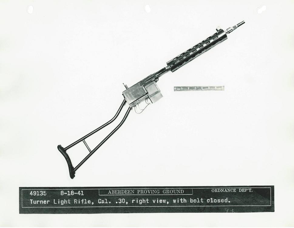 Turner carbine