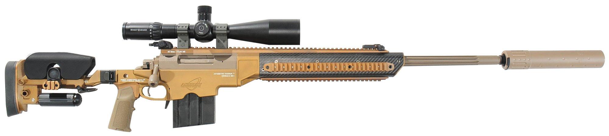 AIG Asymmetric Warrior ASW338LM