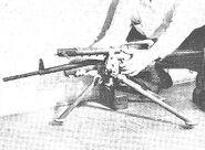 ArmaLite AR-10 light machine gun