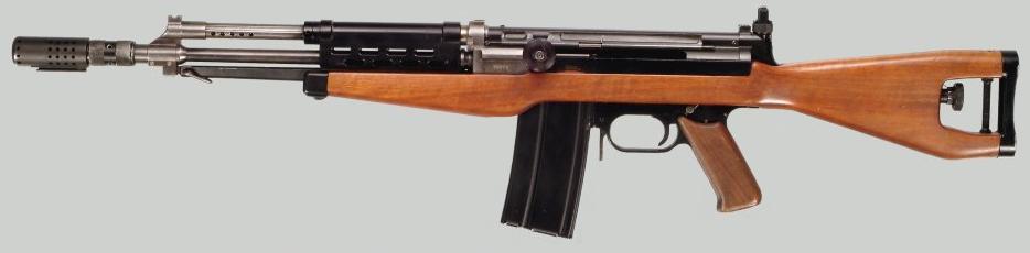 Madsen A-Carbine