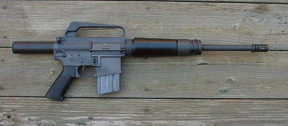 M231 Firing Port Weapon