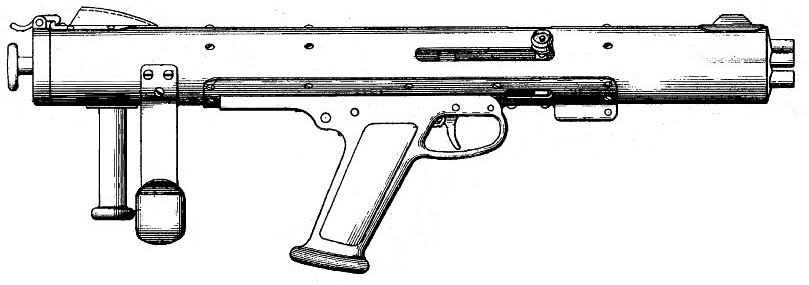 Neal submachine gun