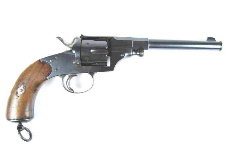 Pistol action