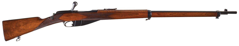 Liégeoise Model 1888