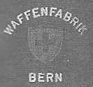 W F Bern crest