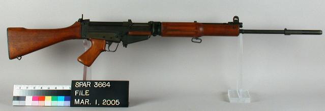 T48 rifle