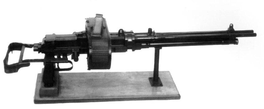 Type 100 machine gun