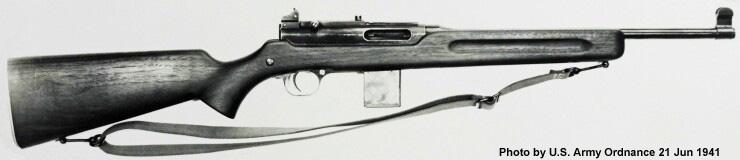 Auto-Ordnance carbine