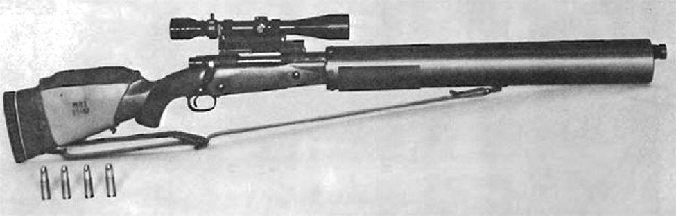 Silent Sniper System