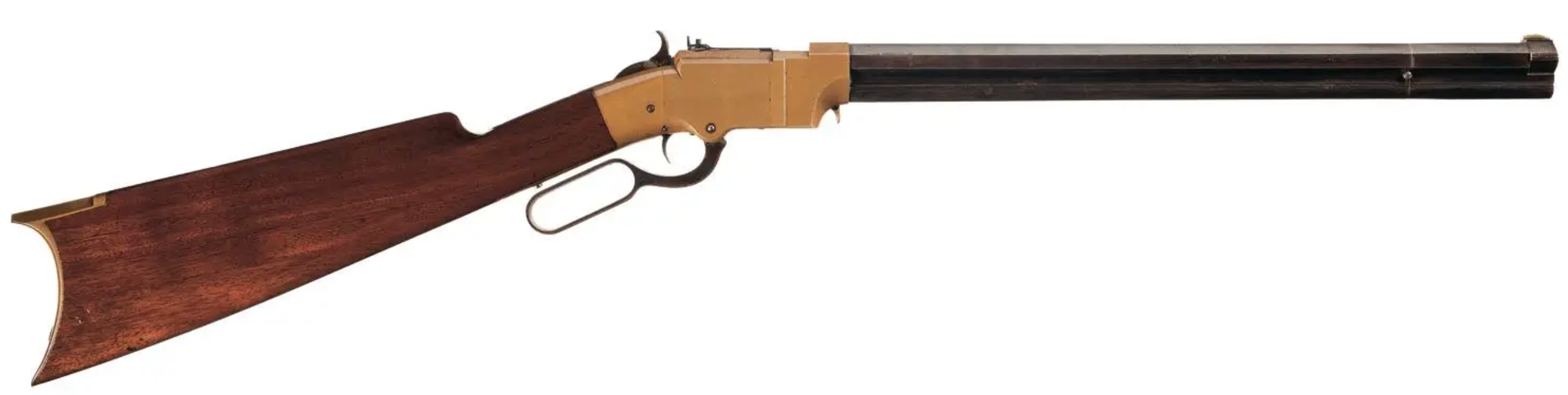 Volcanic repeating rifle