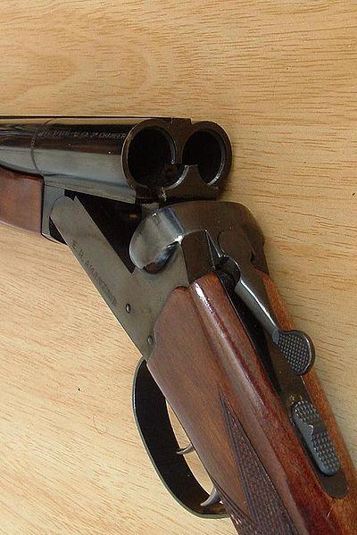 Firearm action