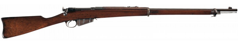 M1885 Remington-Lee
