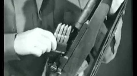 M1 Garand US Army training video