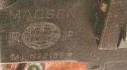Madsen markings