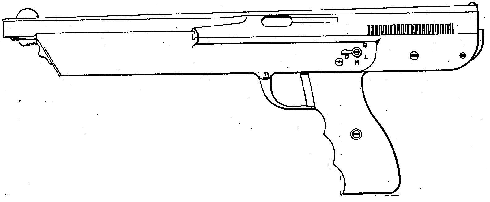 Onorati submachine gun