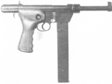 ROF machine pistol
