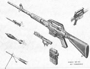 Dutch AR-10 promotional material