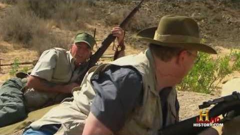 R. Lee Ermey defeats the TF2 Sniper