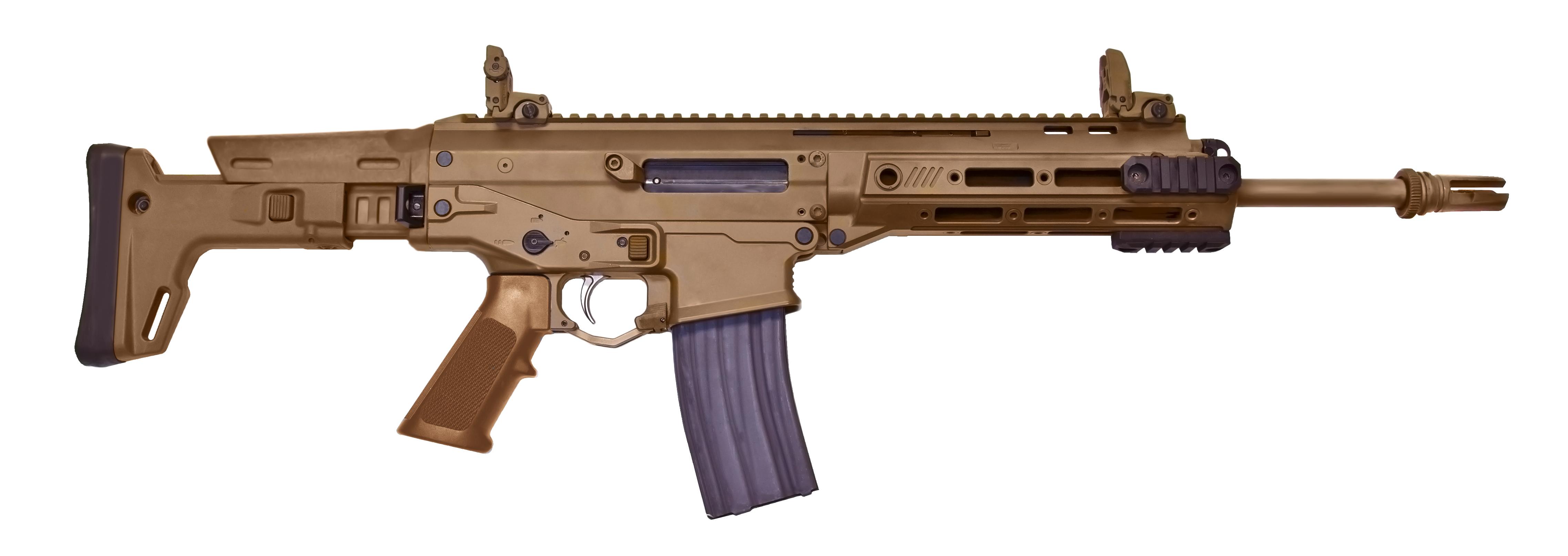 Adaptive Combat Rifle