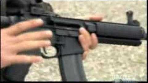 LWRC PSD Future Weapons